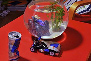 Red Bull stop-motion